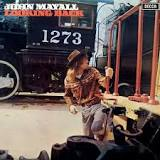 John Mayall – Looking Back LP – Decca red label Mono 1969