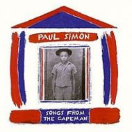 Paul Simon – Songs From the Capeman – CD