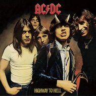 AC/DC – Highway To Hell LP – Atlantic Stereo 1979 Reissue