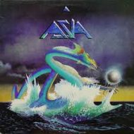 Asia – 'Asia' LP – Geffen Records Stereo 1982