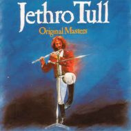 Jethro Tull – Original Masters Compilation  LP – Chrysalis Stereo 1985