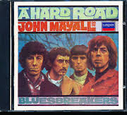 John Mayall & the Bluesbreakers – A Hard Road CD – Decca 1967