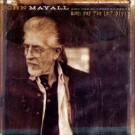 JOHN MAYALL & THE BLUESBREAKERS – Blues For the Lost Days CD – Silverstone 1997