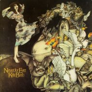 Kate Bush – Never for Ever – EMI 1980 LP