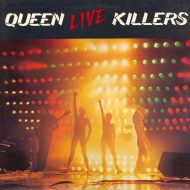 Queen – Live Killers – EMI 1979 Dbl Vinyl LP