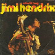 Jimi Hendrix – What'd I Say? LP – MFP 1970