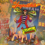 Sensational Alex Harvey Band – The Impossible Dream LP – Vertigo Stereo 1974