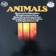 The Animals – The Most Of The Animals LP – MFP Records Stereo 1965