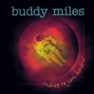Buddy Miles – Tribute To Jimi Hendrix Live –  CD 1996