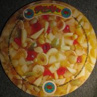 Various – Fruity – Warner Bros 1972 LP (in original round sleeve)