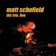 Matt Schofield Trio Live – Nugene Records CD