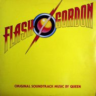 Queen – Flash Gordon ST – EMI 1980 vinyl LP